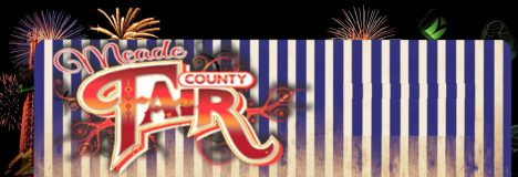 Meade County Fair Top Banner Logo